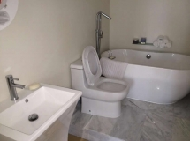 bathroom remodel paradise