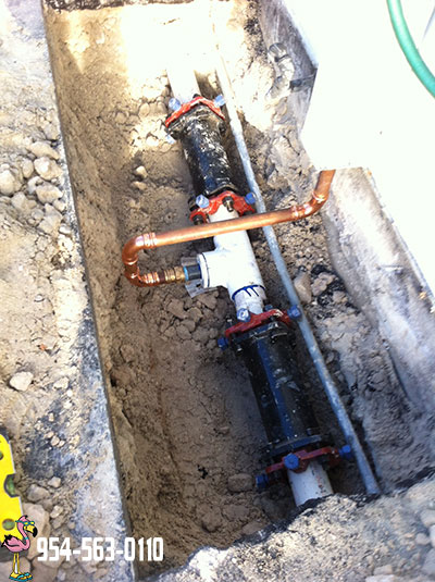 Sewer Line Blockages Fort Lauderdale