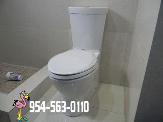 Toilet Repair Ft. Lauderdale